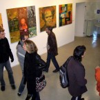 """2007 """"Machine désirée"""", Galerie de la MAPRA, Lyon, France"""