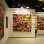 2011 « Image dévorante », Semarang Gallery, JAD, Jakarta, Indonésie
