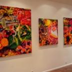 2012 « Des Images à la bouche » Isabelle Poli galerie, Saint-Etienne, France