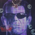 Image dévorante 2 100 x 100 cm acrylique sur toile2007