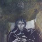 camonflage180x120cmacrylique sur toile2003