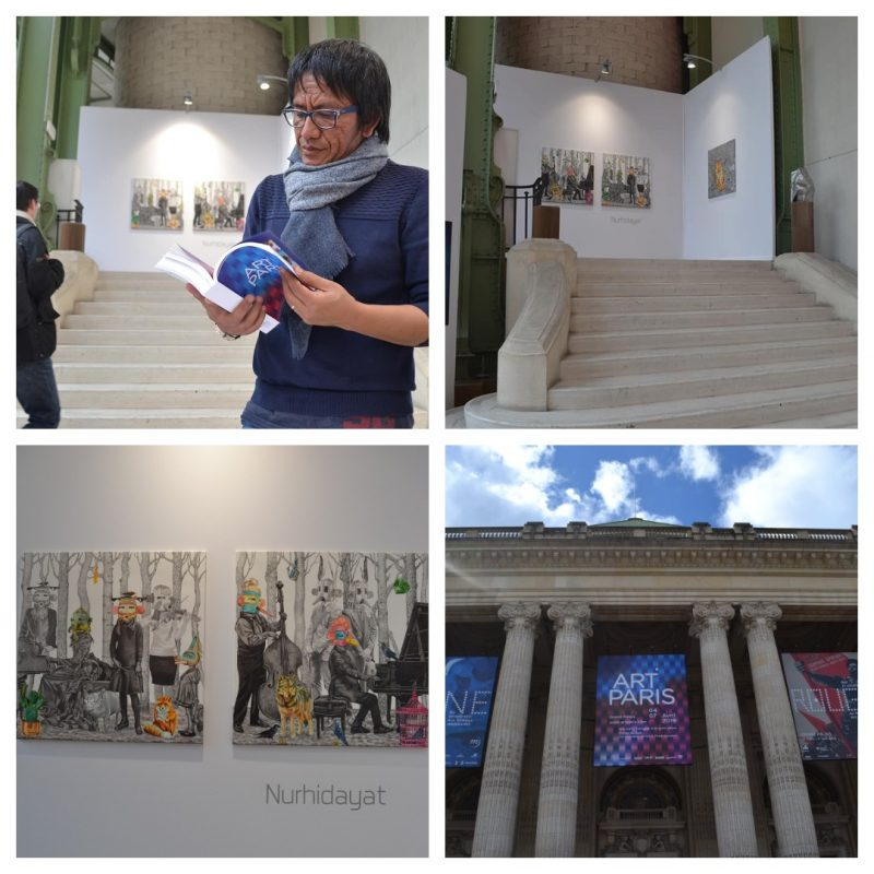 ART PARIS 2019 Grand Palais